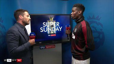 Pogba analyses Rashford goal