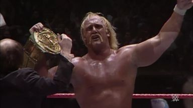 Hogan reflects on first WWE Title win