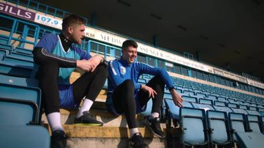 Big Tom and even bigger Tom
