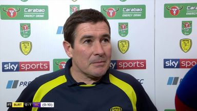 Clough: We caused City problems