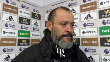 Nuno salutes 'fantastic' game