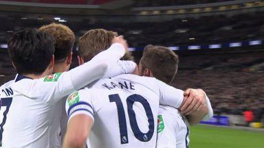 Kane scores VAR penalty