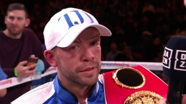 Doheny sets up unification fight