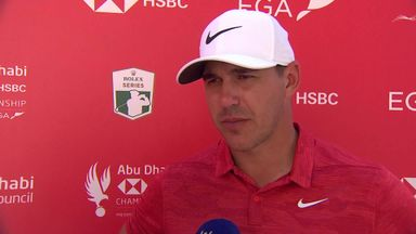 Koepka enjoys solid start