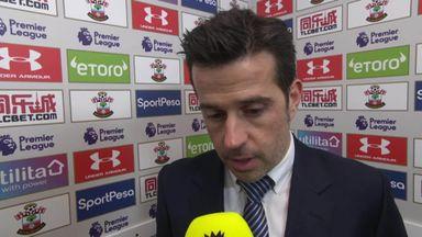 Silva: Southampton were more aggressive
