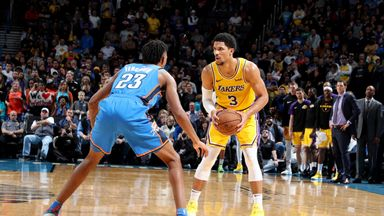 Lakers 138-128 Thunder (OT)