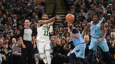 Kyrie drops 38 on Grizzlies