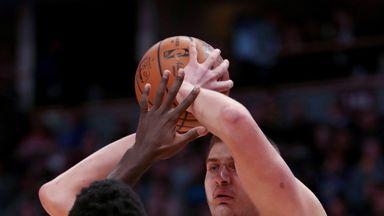 Bulls 105-135 Nuggets