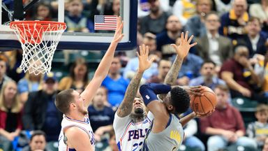 76ers 120-96 Pacers