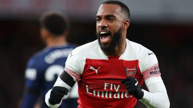 Arsenal 4-1 Fulham