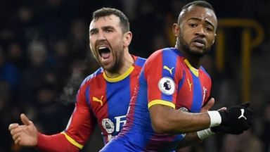 Wolves 0-2 Crystal Palace