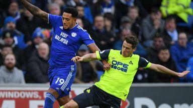 Cardiff 0-0 Huddersfield