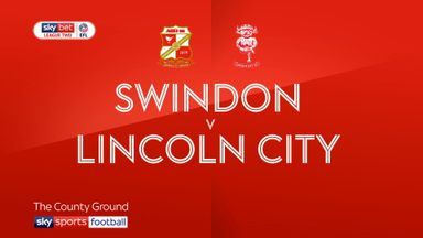 Swindon 2-2 Lincoln