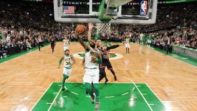 Raptors 108-117 Celtics