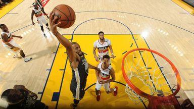 Pelicans 140-147 Warriors