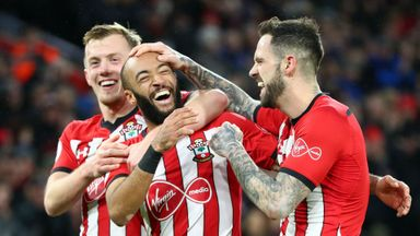 Southampton 2-1 Everton