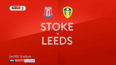 Stoke 2-1 Leeds