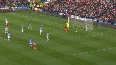 City take the lead! Huddersfield 0-1 Man City