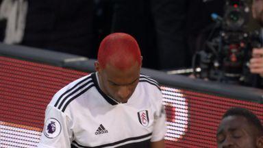 Lloris denies Babel (12) Fulham 0-0 Tottenham
