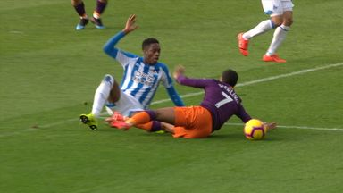 Penalty for Sterling?