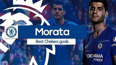 Transfer Target: Alvaro Morata