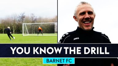 Barnet | You Know The Drill
