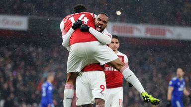 Arsenal 2-1 Cardiff