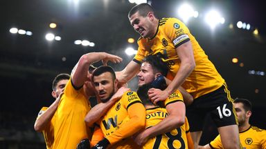Wolves 3-0 West Ham