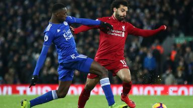 Liverpool 1-1 Leicester