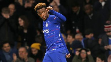 Sarri: Hudson-Odoi unfazed by exit talk