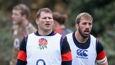Jones sets Robshaw, Hartley return dates
