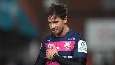 Cipriani: I'm in talks with Gloucester