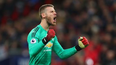 Player of the Round: De Gea