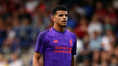 Liverpool unlikely to replace Solanke