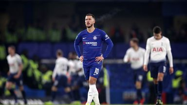 Sarri not worried over Hazard future