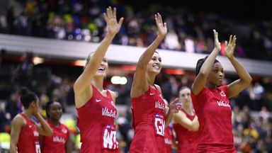 'England gold would push netball forward'
