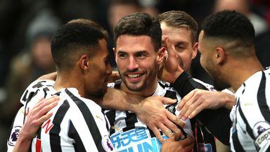 'Newcastle were so comfortable'