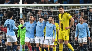 'Burton knew what was coming from City'