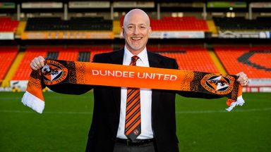 Dundee Utd owner dismisses merger talk