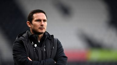 Lampard discusses Chelsea woes