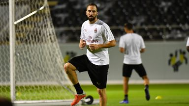 'Higuain PL success depends on fitness'