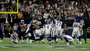 Rams 26-23 Saints (OT)