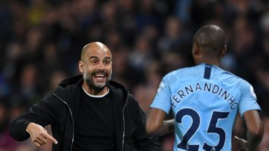 Pep: City have spending limits