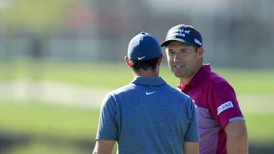 McIlroy 'a leader' in the Ryder Cup team