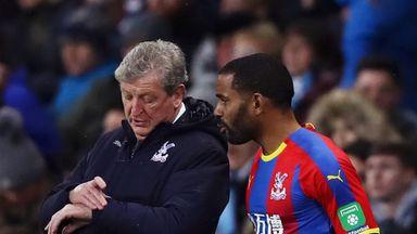 Hodgson confirms Puncheon exit
