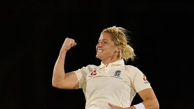 'Brunt key for Women's Ashes'