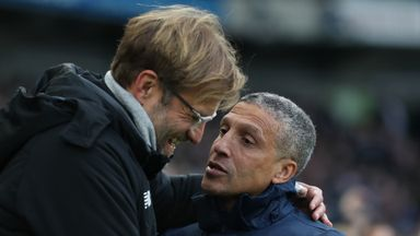 How will Brighton cope with Liverpool?