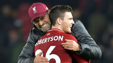 'Robertson contract good sign for club'