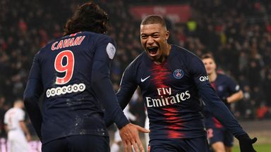 PSG earn historic 9-0 win!