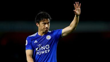 Rodgers: Okazaki leaves a legend